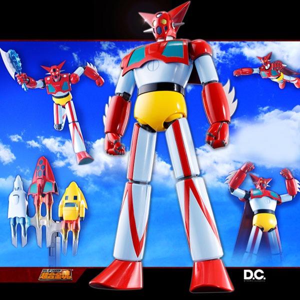BANDAI / 超合金魂 / GX-74 / 蓋特機器人 / 蓋特 1 D.C.  超合金魂, GX-74 ,蓋特1號, D.C. ,初回特典版