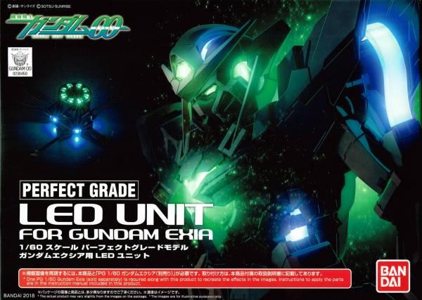 PG 1/60 能天使鋼彈 GN-001 Gundam EXIA 能天使專用LED燈組 機動戰士鋼彈00 PG,1/60,能天使,LED燈,鋼彈00