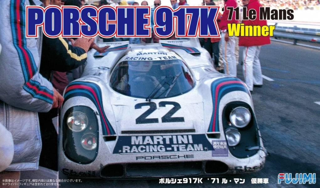 1/24 Porsche 917K 1971 利曼優勝車 FUJIMI RS88 富士美 組裝模型 FUJIMI,1/24,RS,Porsche,917K,1971,利曼優勝車,,