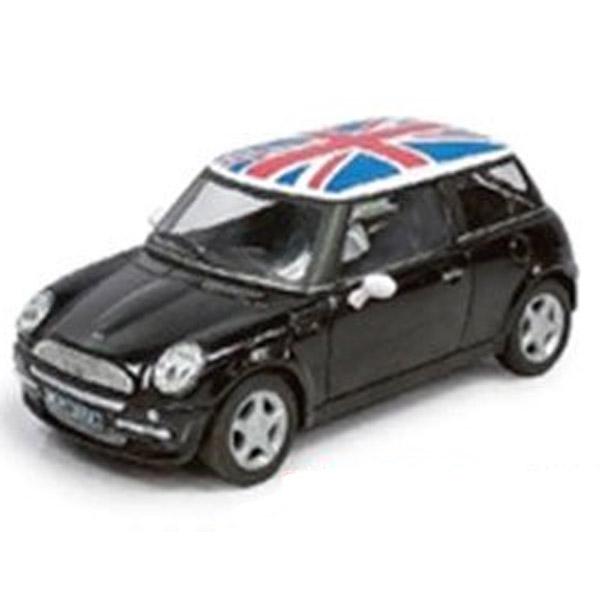 國際貿易 1/43 New Mini 英國國旗 黑色 國際貿易,1/43,New Mini,英國國旗,黑色