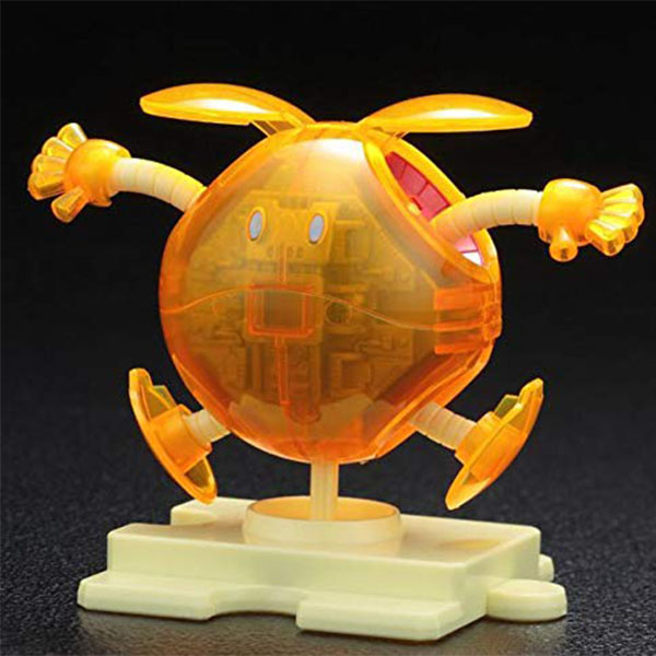 [會場限定] HAROPLA 哈囉模型 限定透明橘 哈囉,HARO,限定透明橘