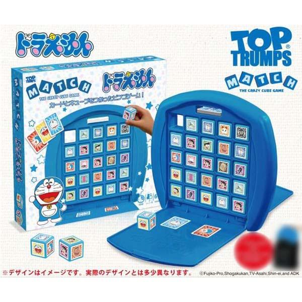 Ensky 多啦A夢 TOP TRUMPS MATCH 桌遊組 ENSKY,多啦A夢,TOP TRUMPS MATCH,桌遊組