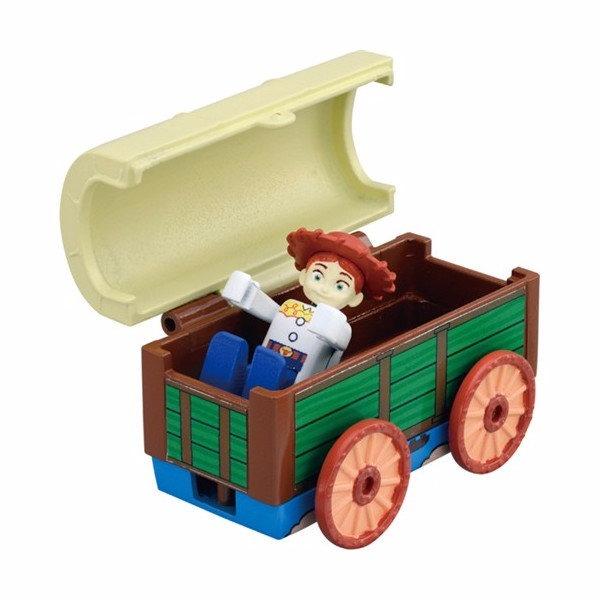 TOMICA 多美小汽車 夢幻系列 迪士尼 玩具總動員 04 翠絲+玩具盒 TOMICA ,多美小汽車, 夢幻系列 迪士尼 玩具總動員