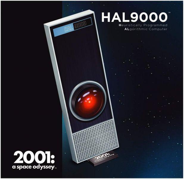 Moebius Model 1/1 2001太空漫遊 HAL9000 組裝模型 Moebius Model,1/1,2001太空漫遊,HAL9000