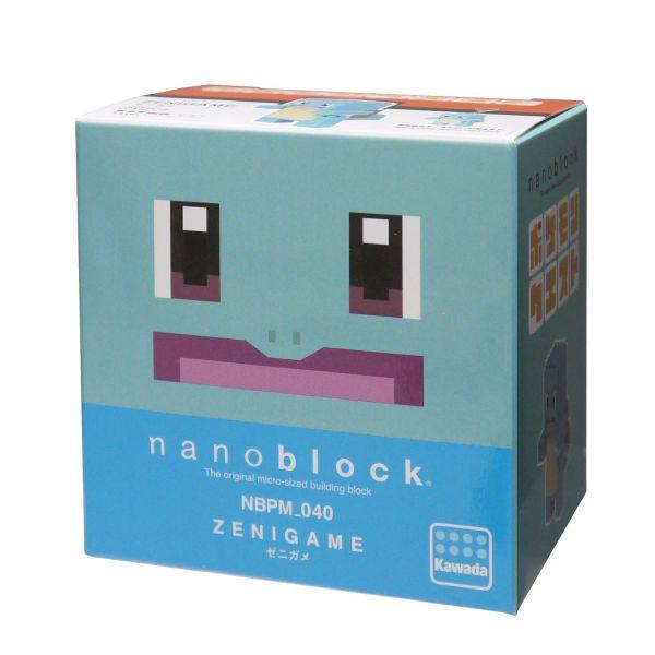 KAWADA nanoblock POKEMON QUEST 傑尼龜 NBPM_040 KAWADA,nanoblock,POKEMON QUEST,傑尼龜,NBPM_040