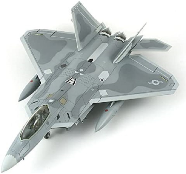 Academy 愛德美 1/72 F-22A 猛禽戰鬥機 組裝模型 Academy 愛德美 1/72 F-22A 猛禽戰鬥機 組裝模型
