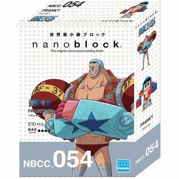 KAWADA nanoblock 海賊王 佛朗基 NBCC-054 KAWADA,nanoblock,海賊王,佛朗基,NBCC-054