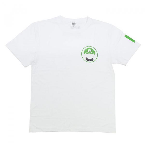 SAN-EI 超級瑪利歐系列T恤 路易吉 SAN-EI,超級瑪利歐,T恤,路易吉