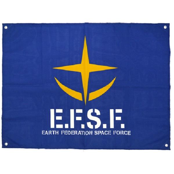 COSPA 機動戰士鋼彈 地球連邦軍軍旗 COSPA,機動戰士鋼彈,地球連邦軍軍旗