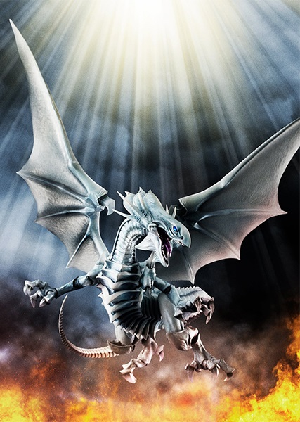 MegaHouse / ART WORKS MONSTERS / 遊戲王 怪獸之決鬥 青眼白龍 MegaHouse,ART WORKS MONSTERS,遊戲王,怪獸之決鬥,青眼白龍
