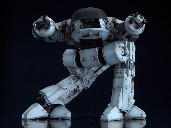 GOOD SMILE MODEROID 機器戰警 ED-209 組裝模型 GOOD SMILE,MODEROID,機器戰警,ED-209