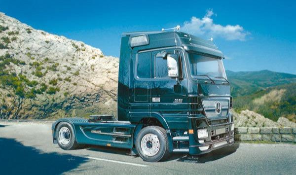 ITALERI 義大利模型 1/24 NO.3841 Mercedes-Benz Actors Black Edition 組裝模型 ITALERI,義大利模型,1/24,NO.3841,Mercedes-Benz Actors Black Edition,組裝模型