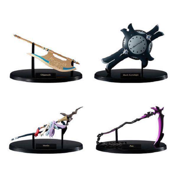 BANDAI / 盒玩 / Prop Collection / Fate/Grand Order / 絕對魔獸戰線巴比倫尼亞  / 全6種 一中盒8入販售 BANDAI,盒玩,Prop Collection,Fate/Grand Order,FGO,絕對魔獸戰線巴比倫尼亞