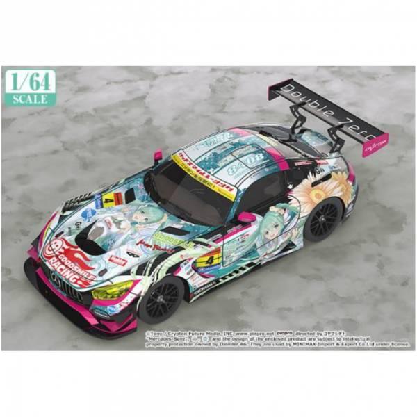 Good Smile Racing 1/64 GOODSMILE 初音未來 AMG 2017 SUPER GT ver. GOOD SMILE,GSR,1/64,GOODSMILE,初音未來, AMG 2017 SUPER GT ver.
