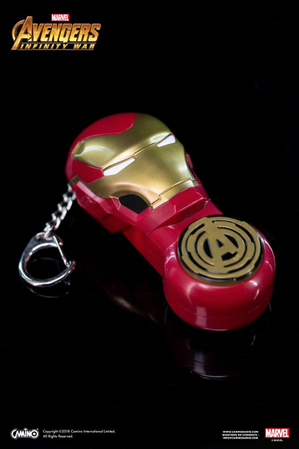 CAMINO / 漫威MARVEL / 復仇者聯盟3 無限之戰 / 鋼鐵人 / LED手電筒鑰匙圈 CAMINO,復仇者聯盟3,無限之戰,LED,手電筒,鑰匙圈,鋼鐵人,MARVEL,漫威