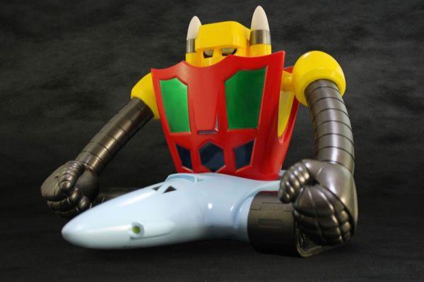 Evolution Toy / GSBM / 永井豪 / 蓋特機器人 蓋特3號  Evolution Toy,GSBM,永井豪,蓋特機器人,蓋特3號