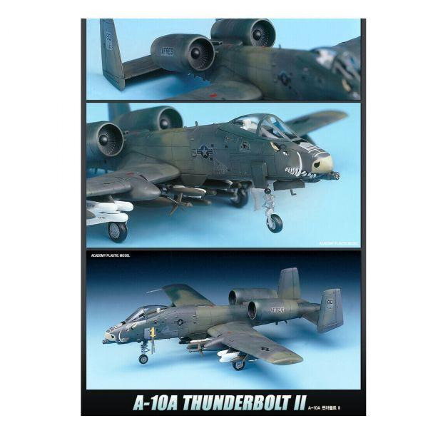 Academy 愛德美 1/72 A-10A攻擊機 組裝模型 Academy 愛德美, 1/72, A-10A攻擊機, 組裝模型