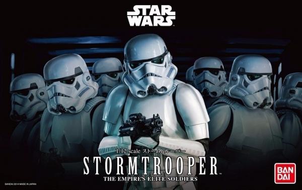 [5月再販] BANDAI 1/12 星際大戰 Star Wars 組裝模型 白兵 帝國風暴兵 組裝模型 BANDAI,1/12,星際大戰,Star Wars,組白兵,帝國風暴兵