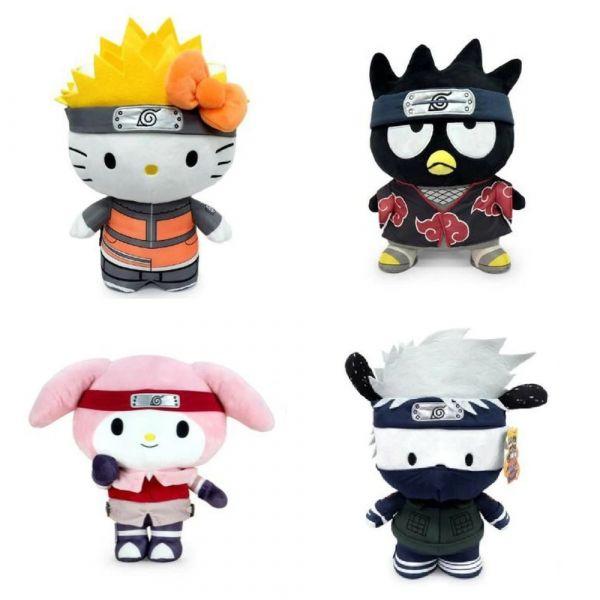Kidrobot 三麗鷗 凱蒂貓x火影忍者 Hello Kitty 13吋  絨毛玩偶 全4款 分別販售  Kidrobot,三麗鷗,凱蒂貓,x,火影忍者,Hello Kitty,13吋,絨毛,玩偶,全4款,分別販售,