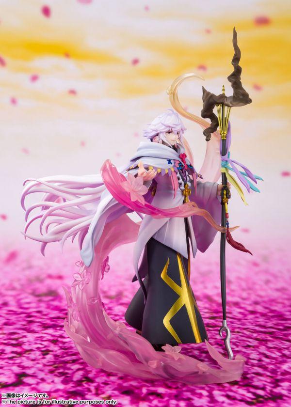 BANDAI  Figuarts ZERO Fate/Grand Order FGO 絕對魔獸戰線巴比倫尼亞 花之魔術師 梅林 BANDAI  ,Figuarts ZERO ,Fate/Grand Order, FGO ,絕對魔獸戰線 ,巴比倫尼亞 ,花之魔術師 ,梅林