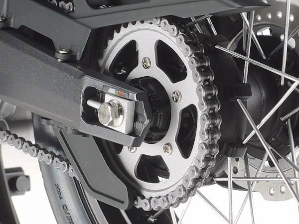 TAMIYA 田宮 1/6 Honda CRF1000L Africa Twin  專用金屬套件 12674 田宮 TAMIYA , 組裝模型,