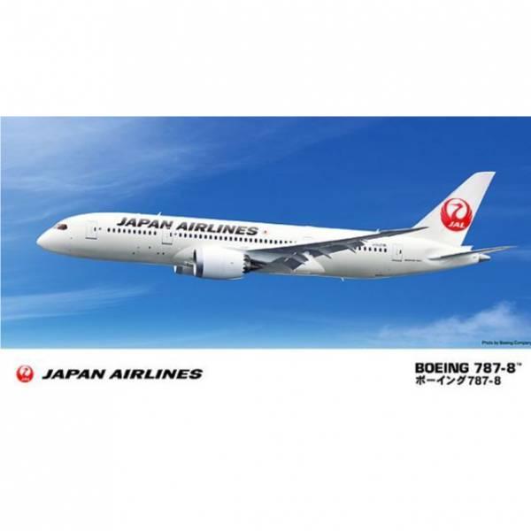 [再販] HASEGAWA 1/200 JAL日本航空 波音787-8 組裝模型 HASEGAWA,1/200,JAL,日本航空,波音787-8