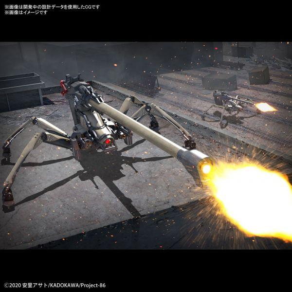 BANDAI HG 1/48 86不存在的戰區 破壞神 長距離砲擊型 組裝模型 BANDAI,HG,1/48,86,不存在的戰區,破壞神,長距離砲擊型,組裝,模型,