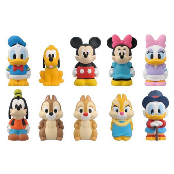 ENSKY 盒玩 迪士尼 米奇與朋友們 角色軟膠公仔 一中盒販售 ENSKY, 迪士尼,米奇與朋友們,軟膠公仔