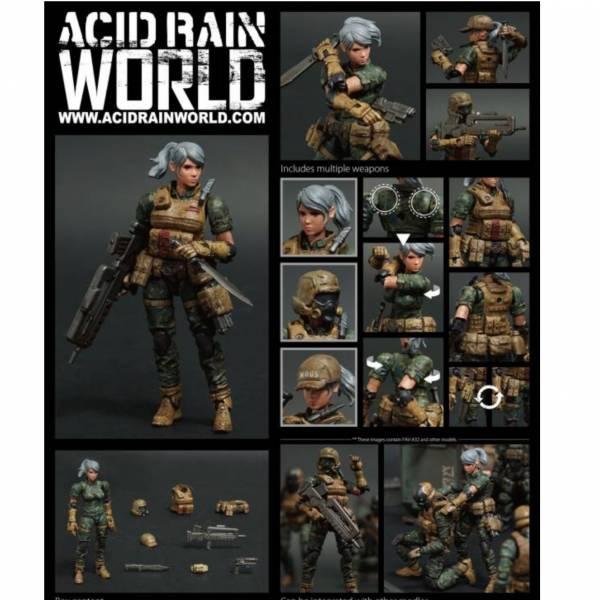 Toys Alliance 1/18 酸雨戰爭 FAV-A32 凱爾西 格鬥教官 Toys Alliance,1/18,酸雨戰爭,FAV-A32,凱爾西,格鬥教官