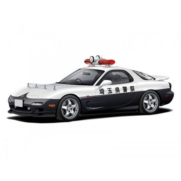 AOSHIMA 青島 1/24 馬自達MAZDA FD3S RX-7 雷達警車 Radar Patrol car'98組裝模型 AOSHIMA,青島,1/24,馬自達,MAZDA FD3S RX-7 雷達警車 Radar Patrol car'98