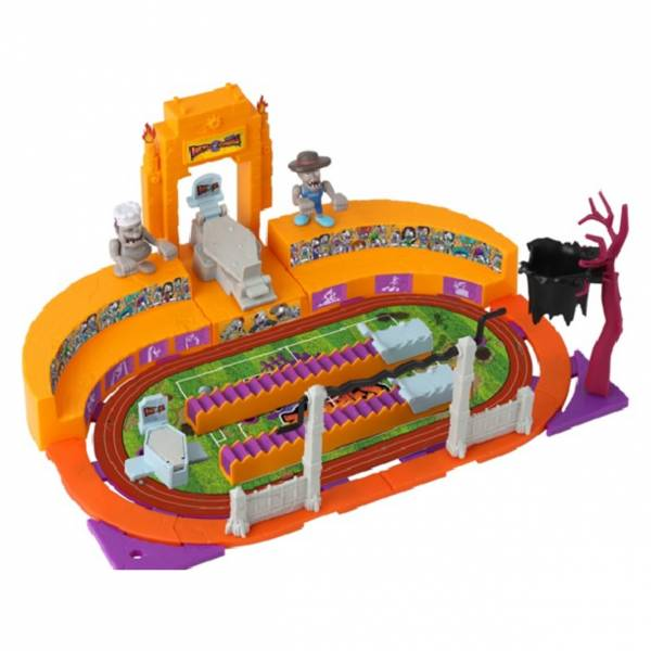 BANDAI 殭屍世界 DX殭屍盃體育場 遊戲組 BANDAI,殭屍世界,DX殭屍盃體育場,遊戲組