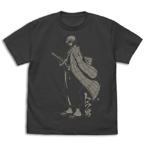 COSPA 海賊王 羅 托拉男 短袖T恤 墨色 COSPA,海賊王,托拉男,短袖T恤