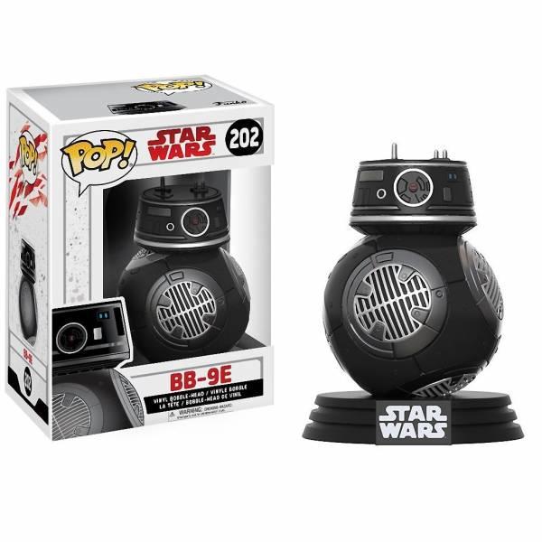 FUNKO / POP / STAR WARS 星際大戰 / 最後的絕地武士 / BB-9E / 搖頭娃娃 FUNKO,POP,STAR WARS,星際大戰,最後的絕地武士,BB-9E,搖頭娃娃