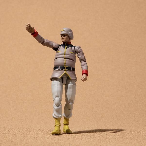MEGAHOUSE G.M.G. 機動戰士鋼彈 地球連邦軍 一般士兵套組【附特典】 MEGAHOUSE G.M.G. 機動戰士鋼彈 地球連邦軍 一般士兵套組【附特典】