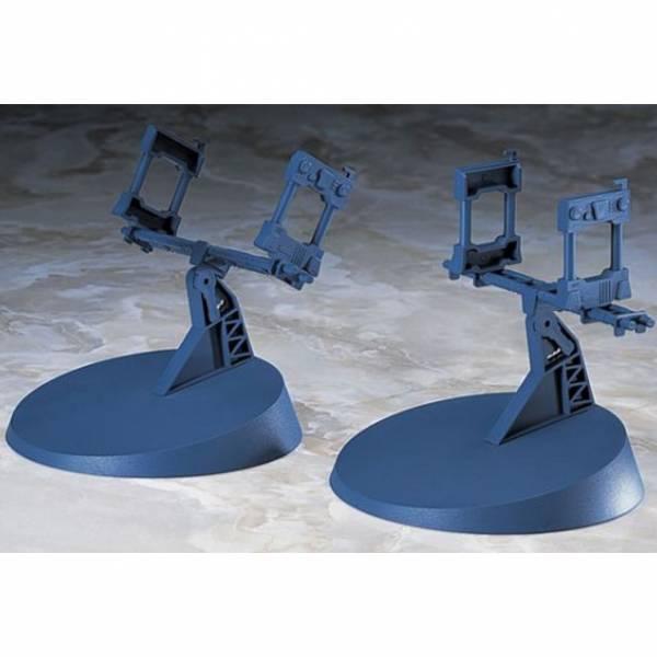 HASEGAWA 1/72 超時空要塞 模型展示架2入組 組裝模型  HASEGAWA,1/72,超時空要塞,模型展示架