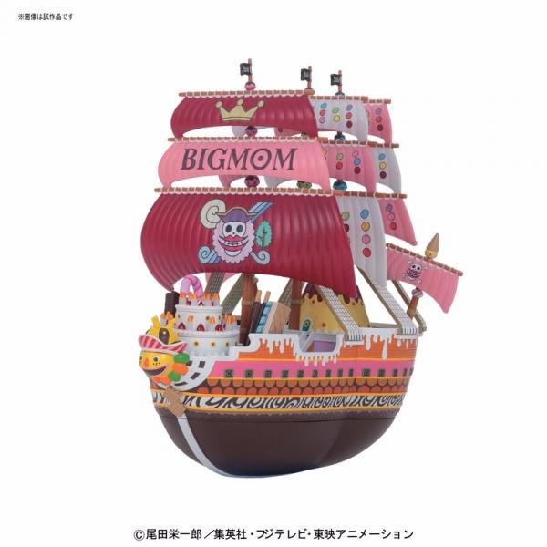海賊王 GRAND SHIP COLLECTION 13 四皇 BIG MOM 海賊船 海賊王,四皇,BIG MOM,GRAND SHIP COLLECTION 13