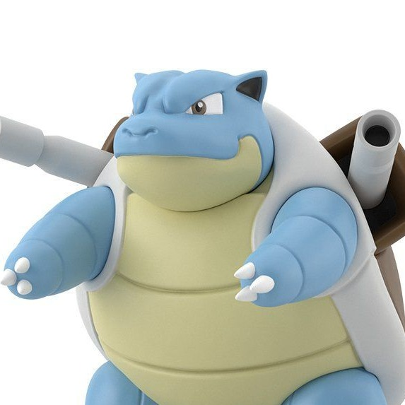 BANDAI 盒玩 SCALE WORLD / 神奇寶貝 精靈寶可夢 水箭龜 BANDAI,盒玩,SCALE WORLD,精靈寶可夢,水箭龜