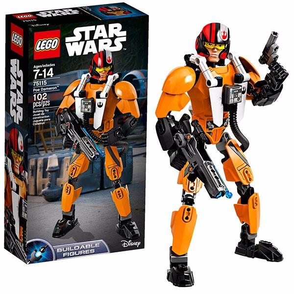 LEGO 樂高 75115 電影主題系列 星際大戰 Star Wars 波戴美朗 Poe Dameron LEGO,樂高,75115,電影主題系列,星際大戰,Star Wars,波戴美朗,Poe Dameron