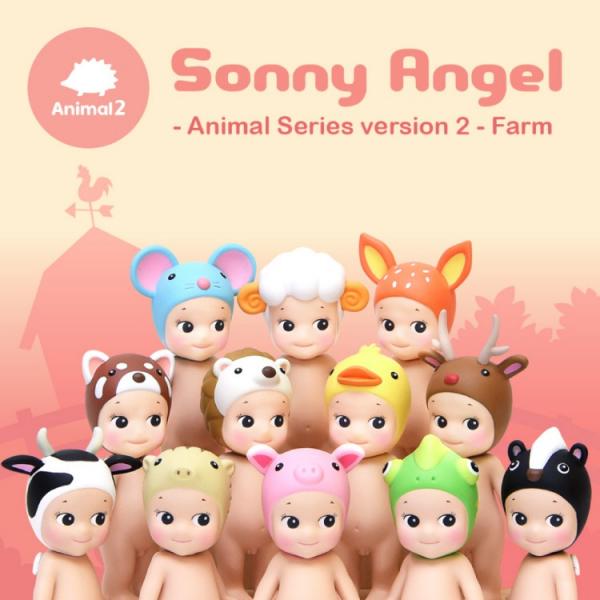 DREAMS 盒玩 SonnyAngel Minifigure 動物系列2 全12種+1隱藏 盲盒 DREAMS,盒玩,SonnyAngel,Minifigure,動物系列2