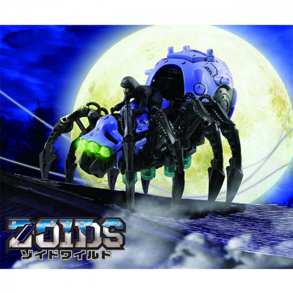 TAKARA TOMY 機獸新世紀 ZOIDS 洛伊德 ZW18 長腿蜘蛛 Spideath TAKARA TOMY,機獸新世紀,ZOIDS,洛伊德,ZW18,長腿蜘蛛,Spideath