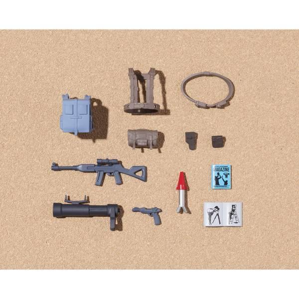 MEGAHOUSE G.M.G. 機動戰士鋼彈 地球連邦軍 一般士兵02 MEGAHOUSE G.M.G. 機動戰士鋼彈 地球連邦軍 一般士兵01