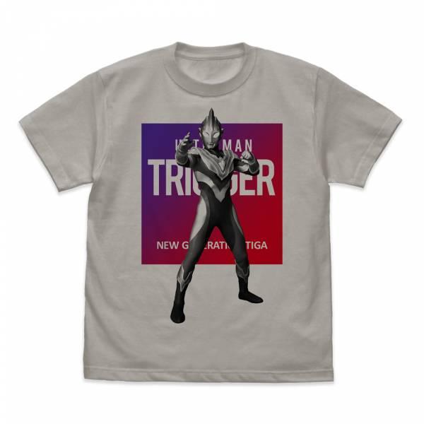 COSPA 超人力霸王 特利卡 短袖T恤 淺灰色  COSPA,超人力霸王,特利卡,短袖T恤,淺灰色,
