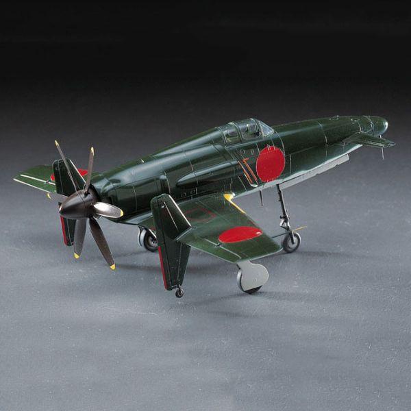 HASEGAWA 1/48 日本九州 局地戰鬥機 震電 J7W1 組裝模型  HASEGAWA,1/48,日本九州,局地戰鬥機,震電,J7W1