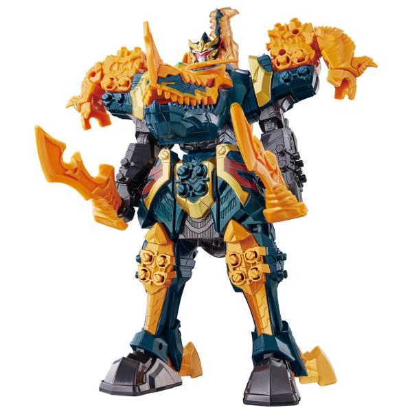 BANDAI / 騎士龍戰隊 / DX 龍裝合體 騎士龍神 BANDAI,騎士龍戰隊,DX龍裝合體,騎士龍神