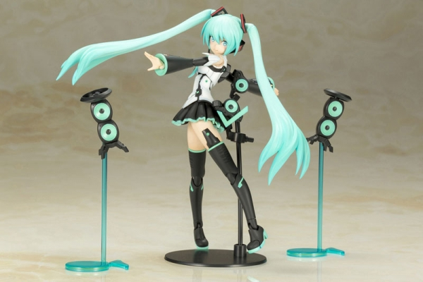 Kotobukiya / FRAME MUSIC GIRL / 初音未來 FMG 組裝模型 Kotobukiya,FRAME MUSIC GIRL,初音未來,FMG,組裝模型
