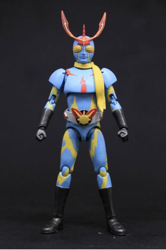Evolution Toy / MAF / 閃電人Inazuman 可動人形 Evolution Toy,MAF,閃電人,Inazuman