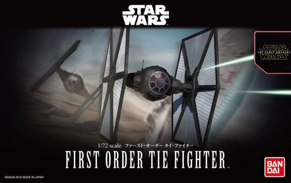 BANDAI 1/72 星際大戰 STAR WARS 原力覺醒 鈦戰機 First Order Tie Fighter 組裝模型 BANDAI,1/72,星際大戰,STAR WARS,原力覺醒,鈦戰機,First Order Tie Fighter,組裝模型