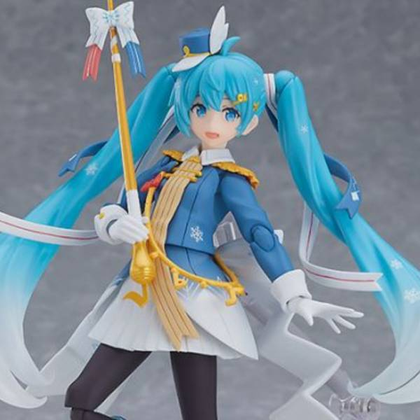 Good Smile figma EX-060 初音未來 雪未來 Snow Parade ver. GOOD SMILE,figma,EX-060,初音未來,雪未來,Snow Parade ver.