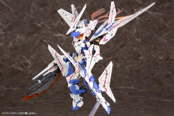 Kotobukiya / Megami Device 女神裝置 / SOL RAPTOR 白梟 / 組裝模型 一般版, Kotobukiya,女神裝置,SOL RAPTOR,白梟,組裝模型