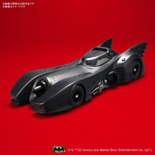 BANDAI 1/35 DC 蝙蝠俠 蝙蝠車 蝙蝠俠Ver. 組裝模型 BANDAI,1/35,DC,蝙蝠俠,蝙蝠車,蝙蝠俠,Ver,.,組裝模型,